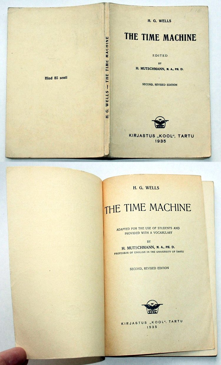 the time machine questions and answers